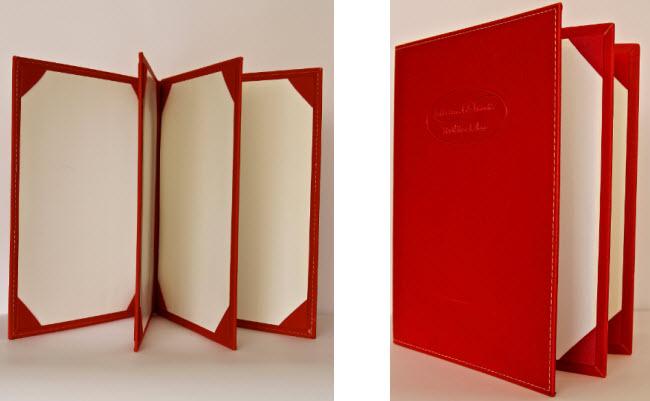 Book de modelos Carpetas corporativas