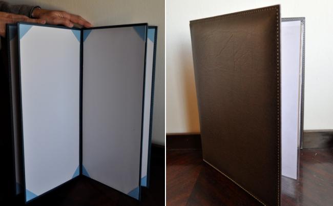 Carpetas Corporativas y de Presentación archivadores